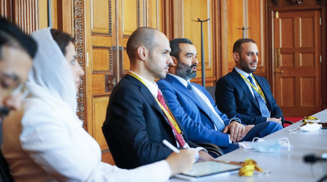 المملكة تتعاون مع بريطانيا لتنمية الاقتصاد الرقمي وريادة الأعمال الرقمية في المنطقة